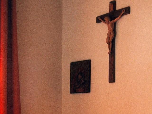 Plötzlich eine fast magische Bildauffassung: Hans Maier über 25 Jahre Kruzifix-Beschluss