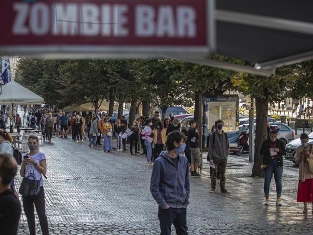 Nur Spanien schlechter: Tschechien im Corona-Krisenmodus