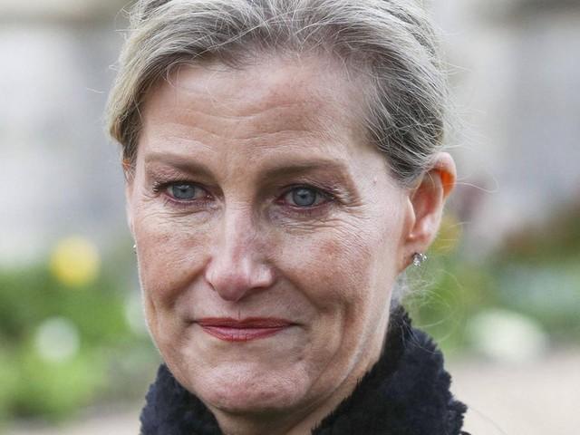 Sophie von Wessex: Foto von Prinz Philip bringt sie vor laufender Kamera zum Weinen