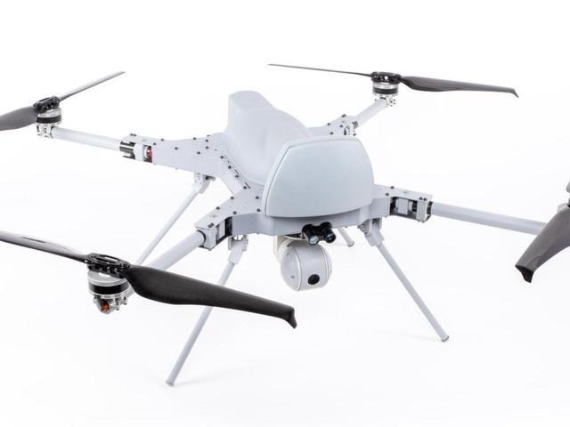 Drohne jagte erstmals selbstständig Menschen