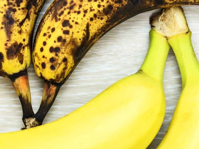 Bananen mit braunen Flecken: So gut sind sie für die Gesundheit