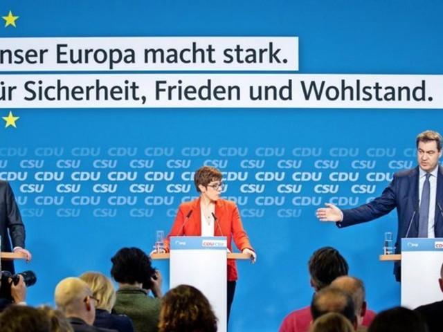 """Söder: """"Wir haken uns unter"""""""