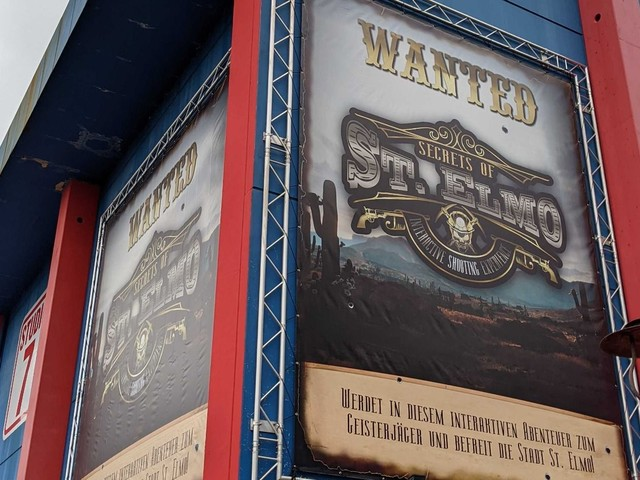 """Halloween-Neuheit """"Secrets of St. Elmo"""" in Movie Park für kurze Zeit auch familienfreundlich"""