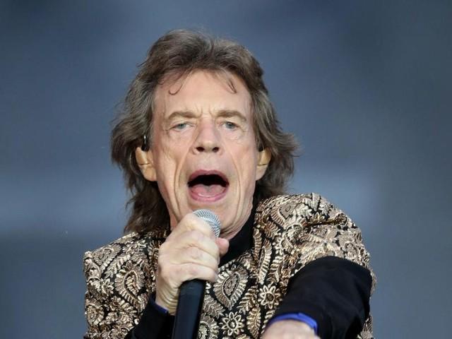 Video auf Facebook und Twitter: Mick Jagger in Tanzlaune