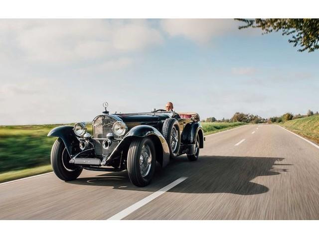 Mercedes-Benz 710 SS 27/140/200 Sport Tourer: Mercedes für 6 bis 8 Millionen