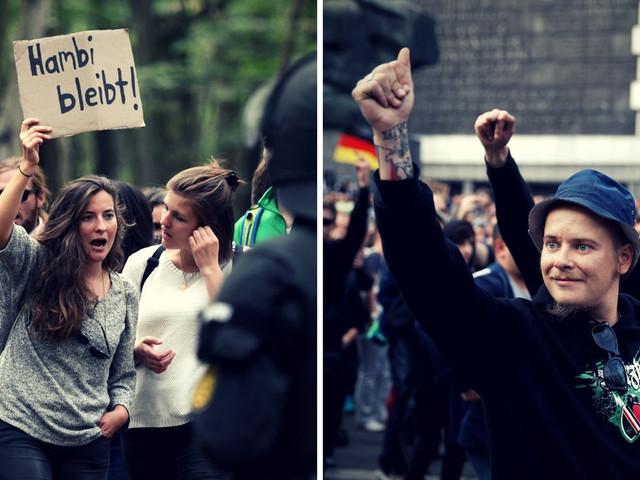 Die neue Apo: Der Straßenprotest kehrt zurück – und verändert Deutschland