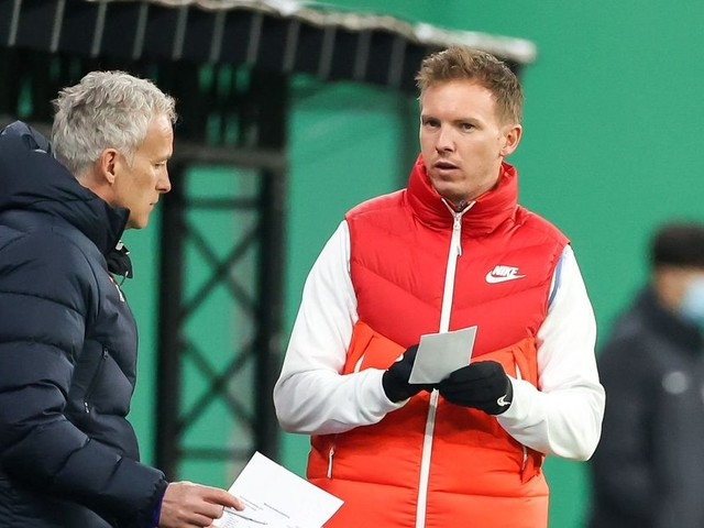 Bayerns Leipzig-Fraktion wächst: RB-Trainer für Nagelsmann