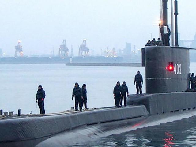 Vermisstes U-Boot vor Bali: Radardsignal lässt hoffen