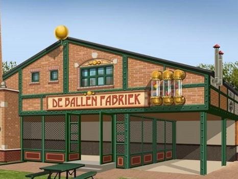 "BillyBird Park Hemelrijk enthüllt Neuheit 2018: ""Ballenfabriek"" wird interaktiver Indoor-Spielplatz"