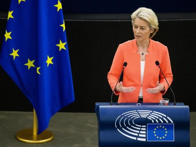 Von der Leyen sieht die EU auf einem guten Weg