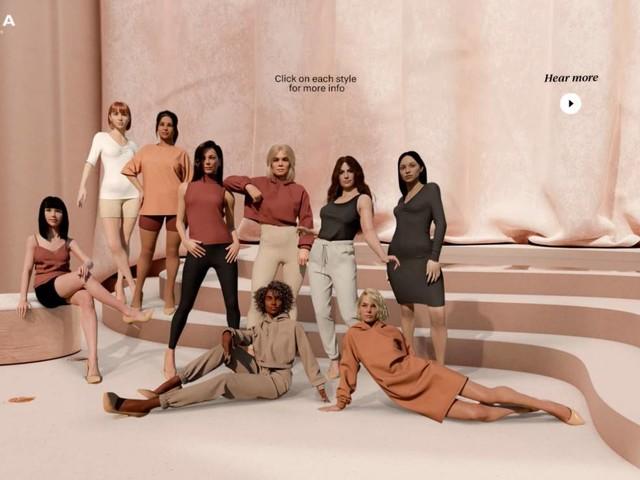 Ein Blick hinter die Kulissen des ersten 3D-Showrooms von Vila