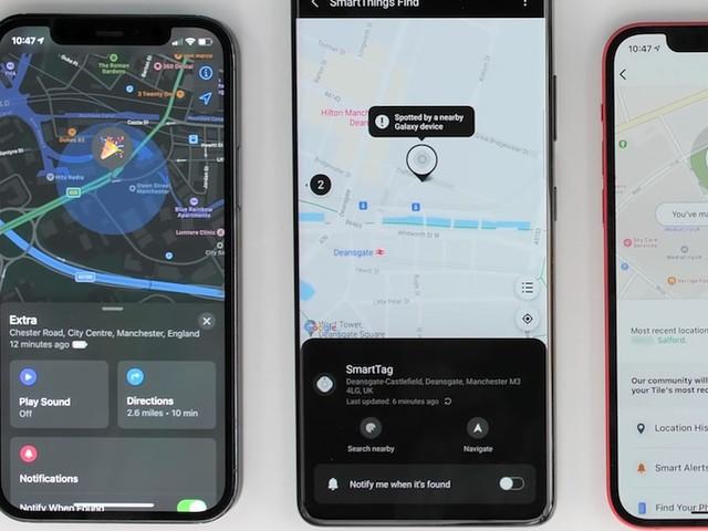 Video: Apple AirTag, Samsung SmartTag und Tile im Vergleich