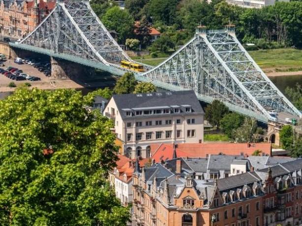 Alles am Fluss: Welterbe und Elbschätze zwischen Dresden und Magdeburg