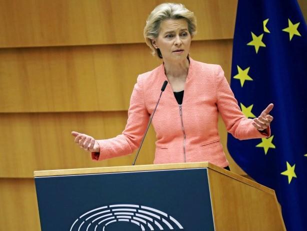 Klimawandel : EU-Kommission will bis 2030 55 Prozent weniger CO2-Ausstoß