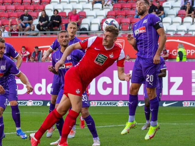 VfL Osnabrück macht in Kaiserslautern einen Schritt zurück - für einen neuen Anlauf?