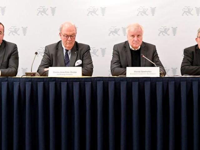 Treffen in Lübeck: Innenminister sagenrechter Gewalt den Kampf an