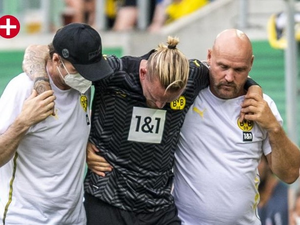 Borussia Dortmund: BVB-Sorgen: Vier Profis verletzen sich im Test gegen Bilbao