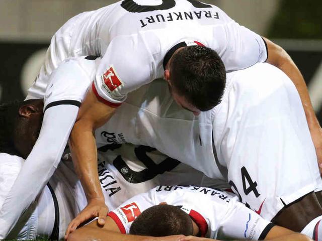 Europa-League-Qualifikation: Nur Straßburg trennt Frankfurt noch von erneuter Europa-Party