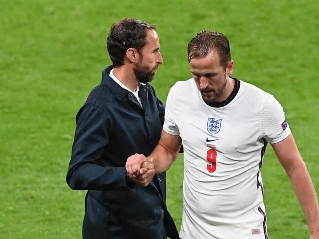 EM-Mitfavorit England enttäuscht: Kritik an Teamchef Southgate