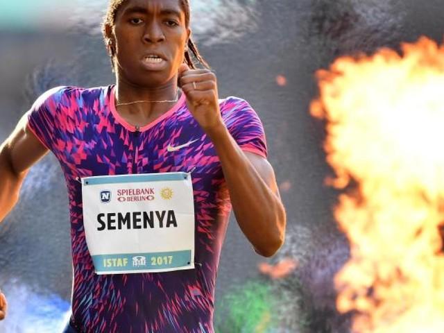 Semenya kämpft in Regensburg um Olympia-Ticket