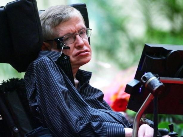 Stephen Hawkings Krankheit: Was ist eigentlich ALS?
