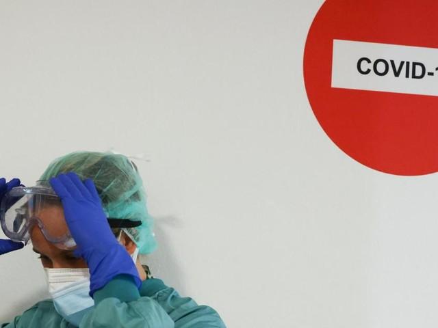 Geimpfte mit Delta ähnlich ansteckend wie Ungeimpfte