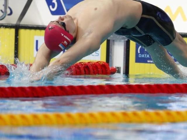 """Kolesnikow schwimmt Weltrekord - Vogelmann """"wie losgelöst"""""""