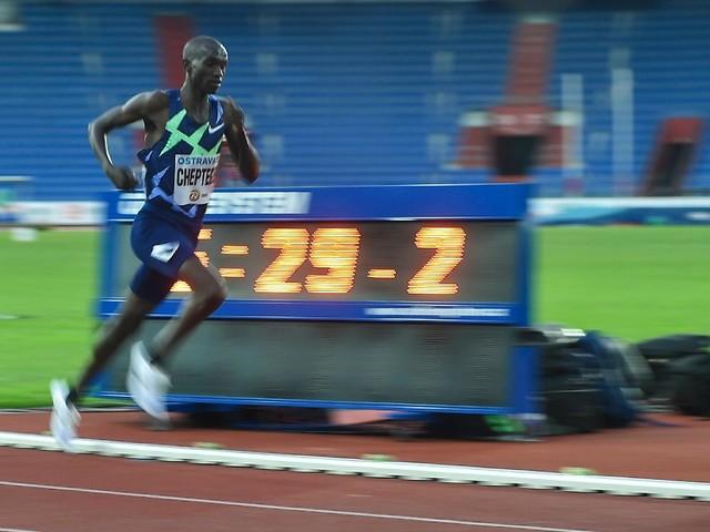 Wie schnell wird's bei Olympia?: F1-Technik treibt 10.000-Meter-Rekordler an