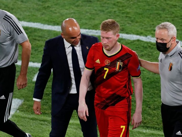 EM-Viertelfinale live: So steht es bei Belgien gegen Italien