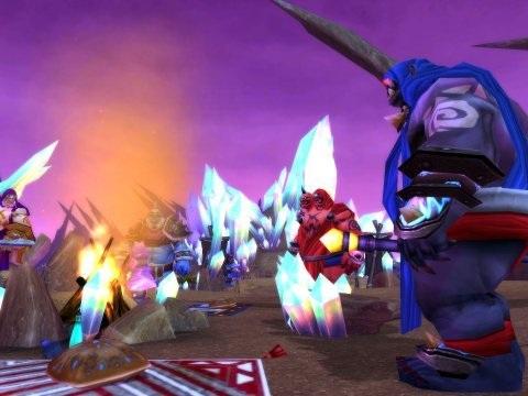 WoW The Burning Crusade Classic: Blizzard entfernt /spucken Emote
