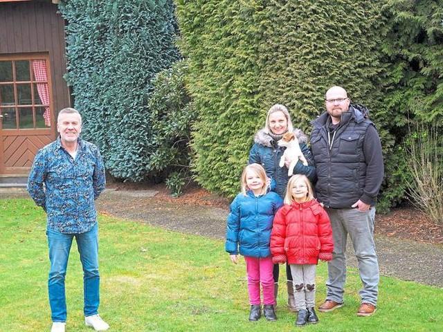 Münsterland: WN-Leser gibt Familie neues Dach über dem Kopf