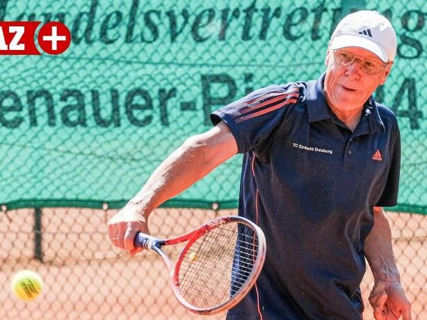 Tennis: Duisburg Open: Meidericher haben drei Eisen im Feuer