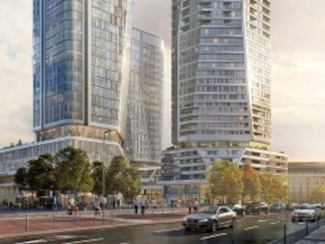 In Frankfurter Banken-City - Gekauft für mehr als eine Milliarde: Das ist jetzt das teuerste Haus Deutschlands