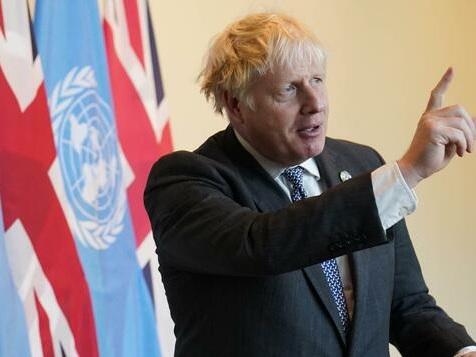 """Klimakonferenz ist laut Johnson """"Wendepunkt für die Welt"""""""