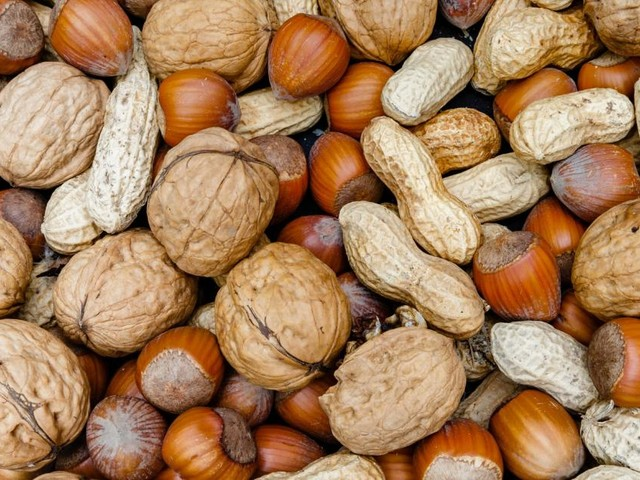 Nüsse sollen bei Männern das sexuelle Verlangen erhöhen