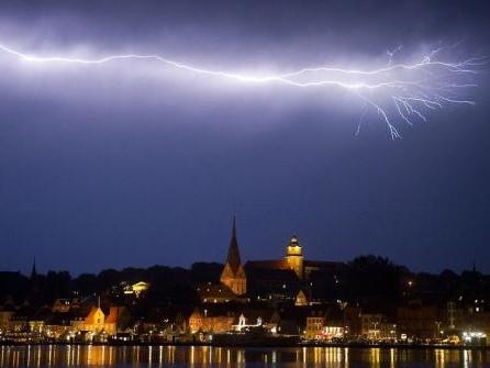 Flensburg ist die Stadt mit den meisten Blitzen in SH – Wie kommt es dazu?