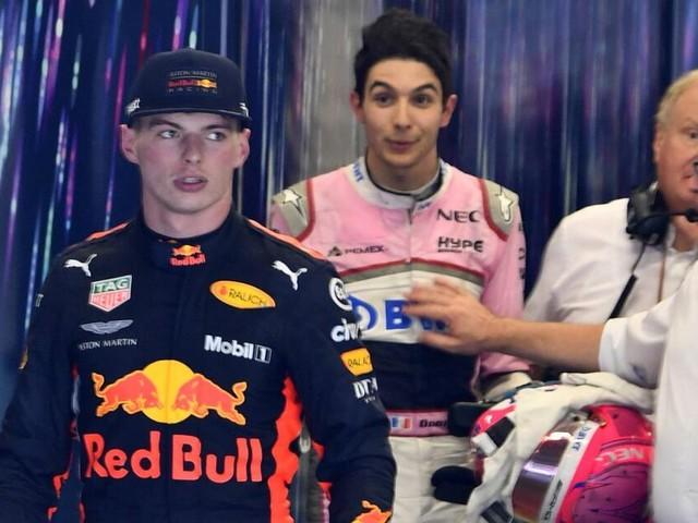 GP von Brasilien: Max Verstappen rastet aus - Schubserei mit Esteban Ocon hat Konsequenzen