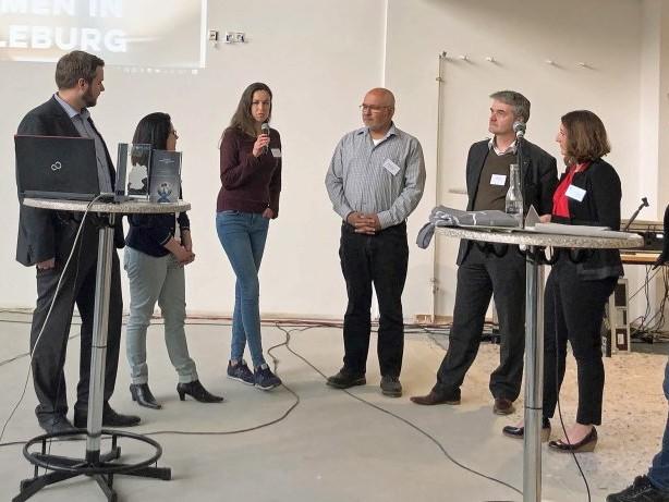 Unternehmergespräch: Außergewöhnlicher Rahmen für zweites Unternehmergespräch