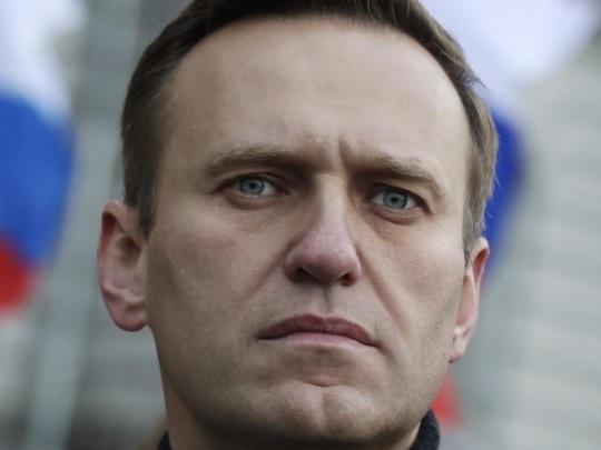 Russland - Inhaftierter Kreml-Kritiker Nawalny tritt in Hungerstreik
