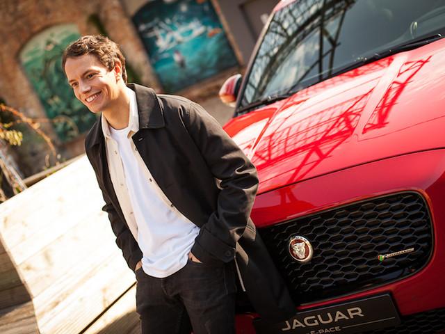 """Erlebt den Jaguar E-PACE mit dem neuen Song """"Never Too Late"""" von Alle Farben + Tickets für exklusive #SETTHEPACE Konzerte gewinnen!"""