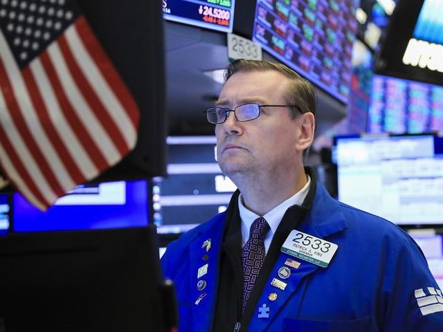 Tweet als Hoffnung: Trump hievt die Wall Street ins Plus