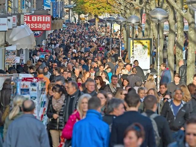 Ein Viertel der Bevölkerung in Deutschland hat Migrationshintergrund