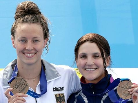 Leonie Beck holt nächste Medaille für deutsche Schwimmer