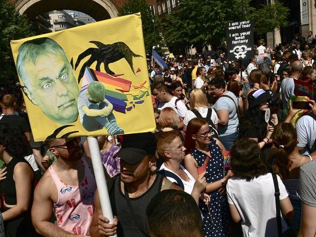 Pride-Demo in Budapest: Der Druck auf die Regierung Orban wächst