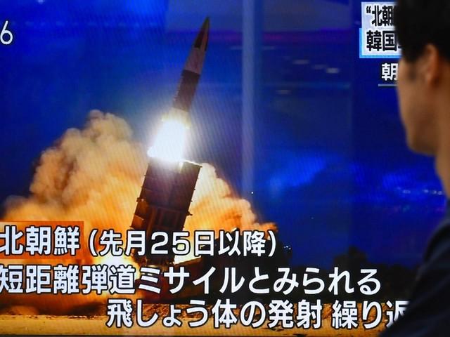 Nordkorea: Raketentest und eine Absage an Diplomatie