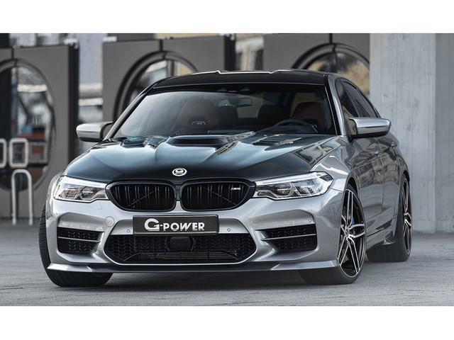 G-Power G5M Hurricane RR: BMW M5 mit 900 PS
