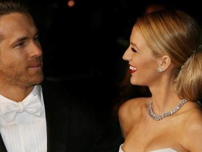 Blake Lively schwärmt von Ehemann Ryan Reynolds