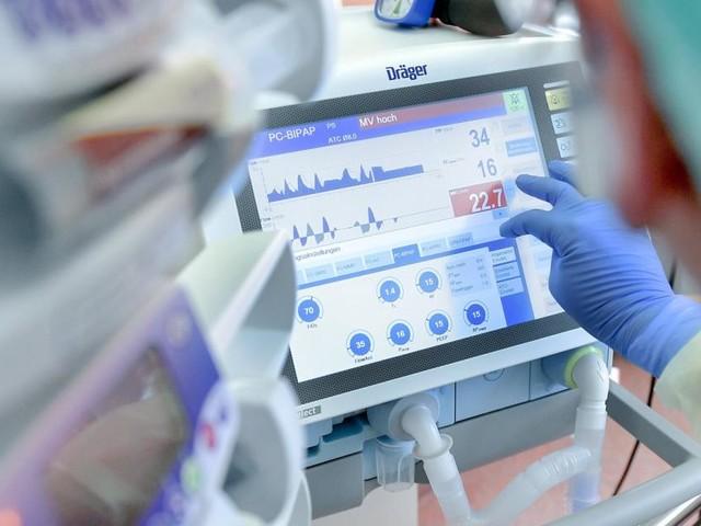 Coronavirus: Österreich im Wettlauf um weitere Beatmungsgeräte