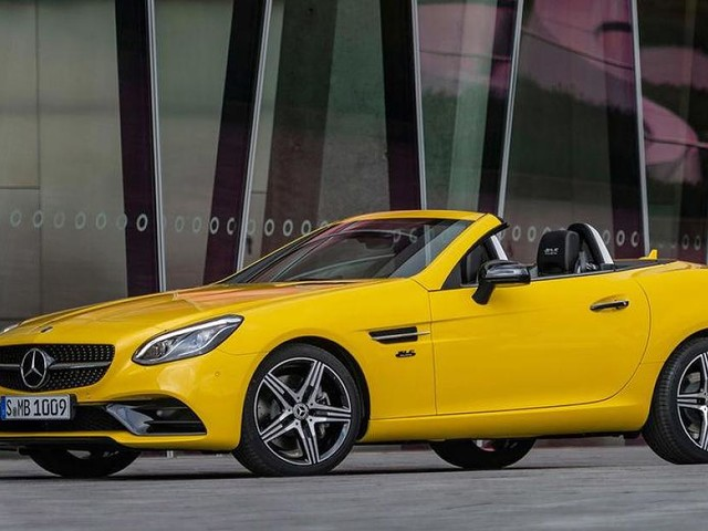 - Frühlingsboten: Das sind die neuen Cabrios von Mercedes