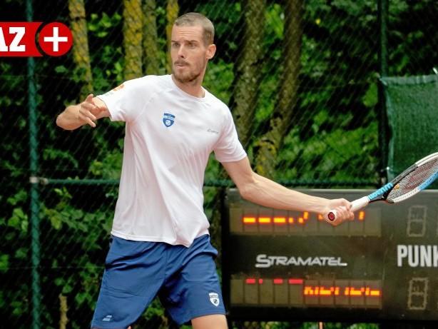 Tennis 2. Bundesliga: Herren des TC Bredeney stehen vor wichtigem Doppelspieltag